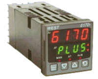 West 6170+ Valve Motor Drive Controller