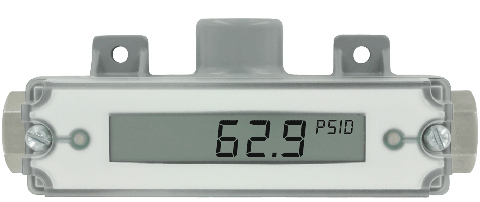 Dwyer 629 Series Differential Pressure Transmitter
