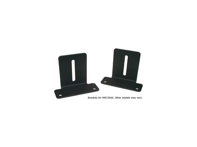 Partlow Mounting Brackets for MRC5000
