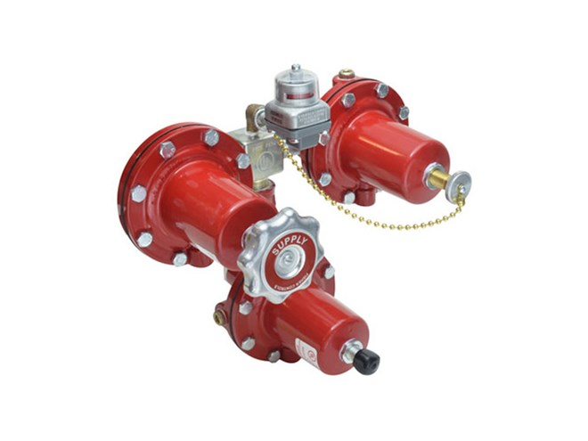 Fisher 64 Series High-Pressure LP-Gas Regulators