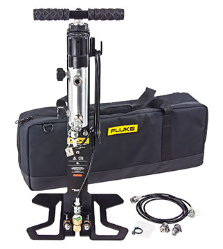 Fluke Calibration 700HPPK Pneumatic Test Pump Kit
