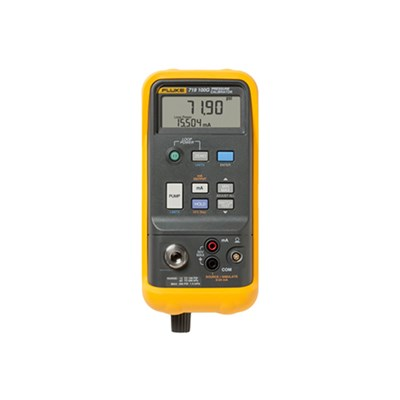 Fluke 719 Electric Pressure Calibrator