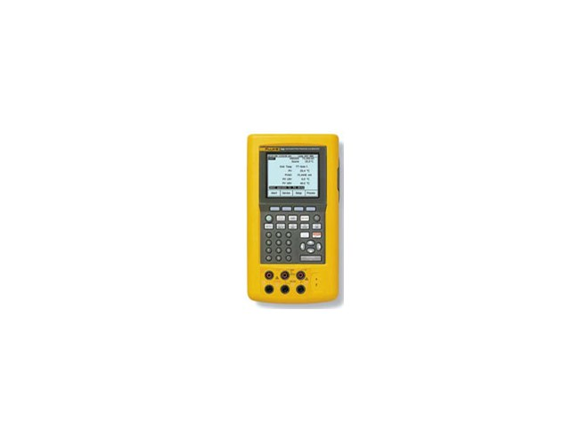 Fluke 744 Documenting Process Calibrator with HART Communications
