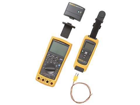 Fluke 789 / T3000 FC Process Meter / Temp Kit