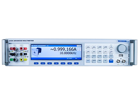 Transmille 8100 Series Multimeter