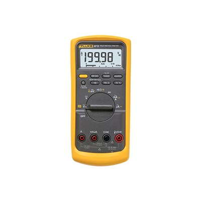 Fluke 87V Industrial True-RMS Multimeter with Temperature