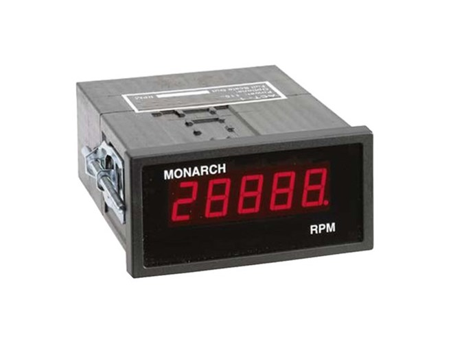 Monarch ACT-1B Programmable Panel Tachometer