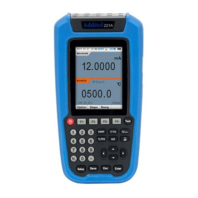 Additel ADT 221A Multifunction Temperature Calibrator