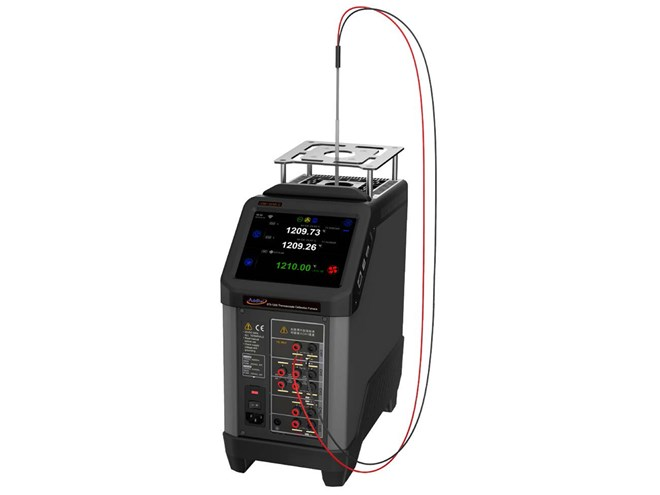Additel ADT875 / ADT878 -1210 Thermocouple Calibration Furnaces