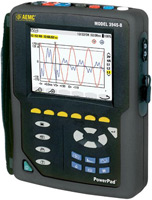 AEMC PowerPad Model 3945-B Power Quality Analyzer