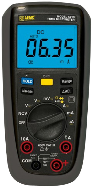AEMC 5215 Digital Multimeter
