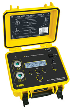 AEMC 8510 Digital Transformer Ratiometer