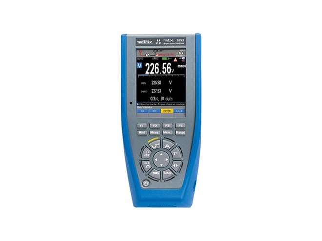 AEMC MTX 3293 Multimeter