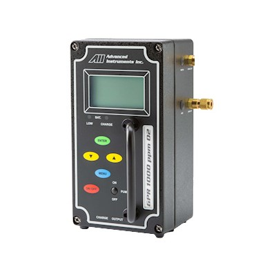 AII GPR-1000 Oxygen Analyzer