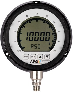 APG PG10 Pressure Gauge