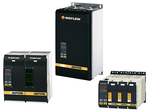 Watlow ASPYRE Power Controllers