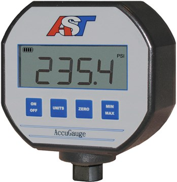 AST AccuGauge AG100 Digital Pressure Gauge
