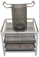 Accurate Thermal Systems ATS1041 Basket Cooling Rack