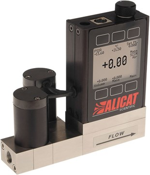 Alicat MCD Series Bidirectional Mass Flow Controller