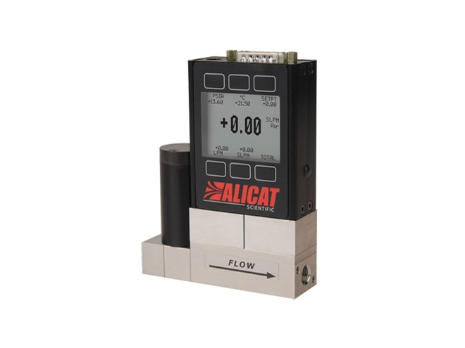Alicat Scientific MCQ Series Mass Flow Controller