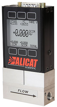 Alicat Scientific MS Series Stainless Steel Mass Flow Meters