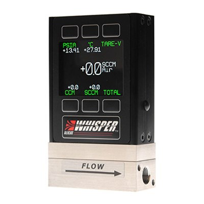 Alicat Scientific Whisper MW Series Mass Flow Meter