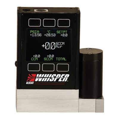 Alicat Scientific Whisper MCW Series Mass Flow Controller