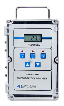 AOI Series 2000 Oxygen Analyzer