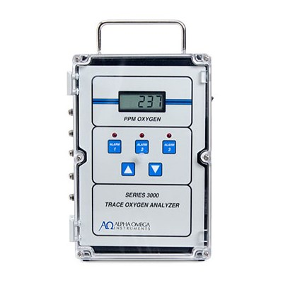 AOI Series 3000 Oxygen Analyzer
