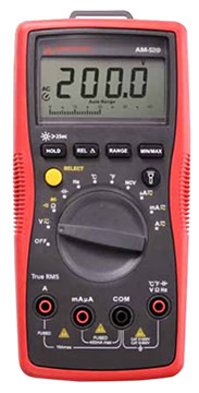 Amprobe AM-530 True-rms Multimeter