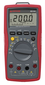 Amprobe AM-560 HVAC Multimeter