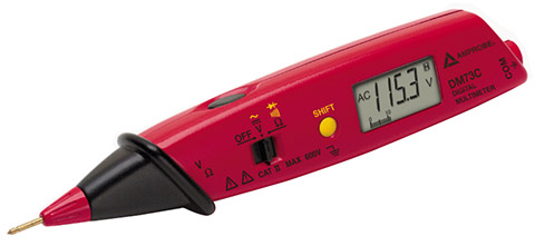 Amprobe DM73C Pen Style Digital Multimeter
