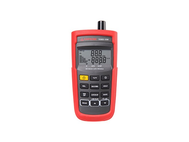 Amprobe THWD-10W Humidity and Temperature Meter