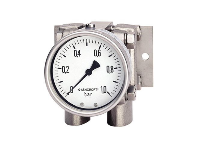 Ashcroft 5503 Differential Pressure Gauge
