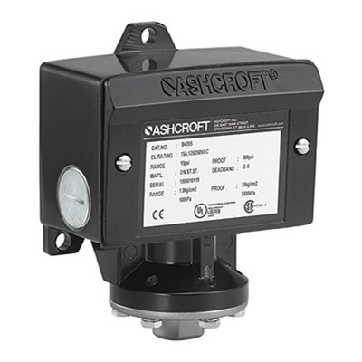 Ashcroft B Series Pressure Switch