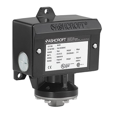 Ashcroft H Series Hydraulic Pressure Switches