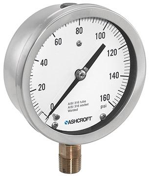 Analog Pressure Gauges 60