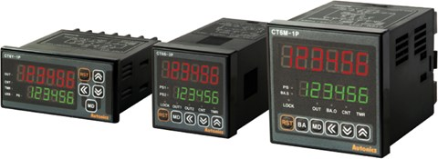 Autonics CT Series Counter/Timer
