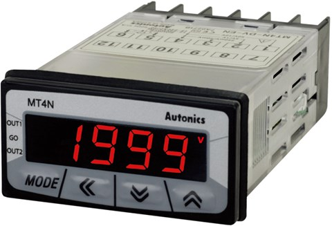 Autonics MT4N Panel Meters