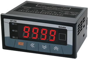 Autonics MT4 Series Panel Meters