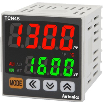 Autonics TCN Series Temperature Controllers