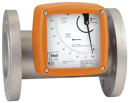 Kobold BGF Series Variable Area Flow Meter