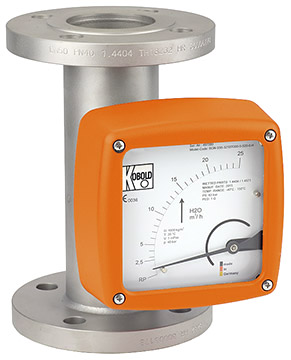 Kobold BGN Series Variable Area Flow Meter