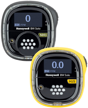 Honeywell BW Solo Gas Detector