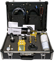BW Technologies GasAlertQuattro Confined Space Kit