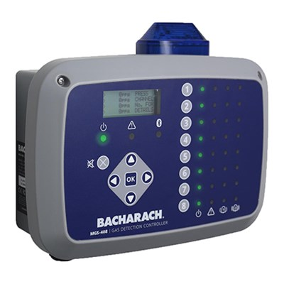 Bacharach MGS-408 Gas Detection Controller