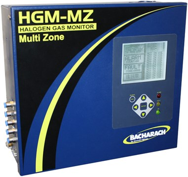 Bacharach HGM-MZ Multi-Zone Gas Leak Monitor