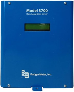 Badger Meter Model 3700 Data Acquisition Server