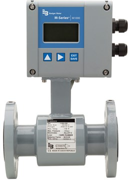 Badger Meter M1000 Electromagnetic Flow Meter