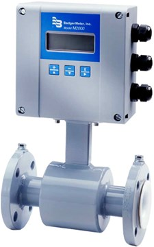 Badger Meter M2000 Electromagnetic Flow Meter